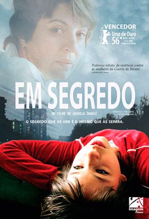Capa do filme 'Em Segredo'