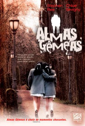 Capa do filme 'Almas Gêmeas'