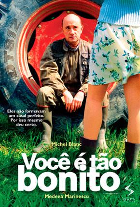 Capa do filme 'Você é Tão Bonito'