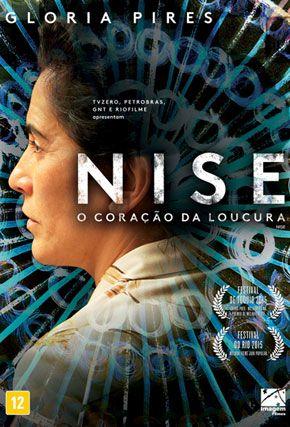 Capa do filme 'Nise - O Coração da Loucura'