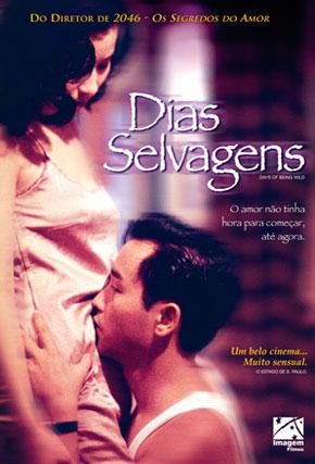 Capa do filme 'Dias Selvagens'