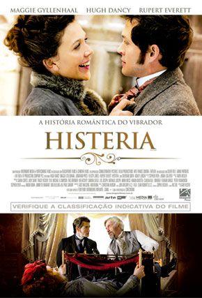 Capa do filme 'Histeria'