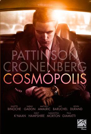Capa do filme 'Cosmópolis'