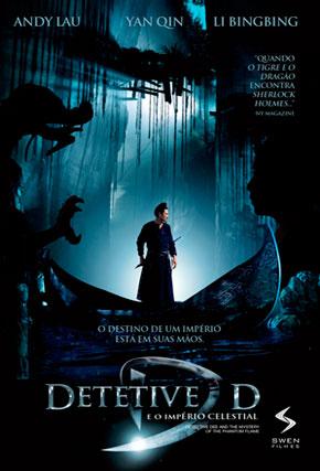 Capa do filme 'Detetive D e o Império Celestial'