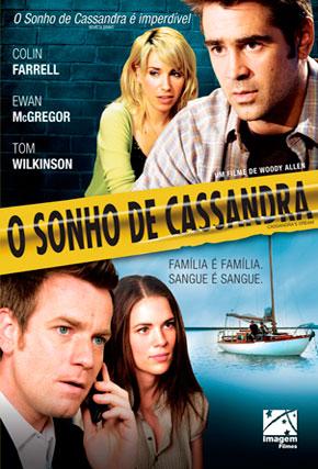 Capa do filme 'O Sonho de Cassandra'