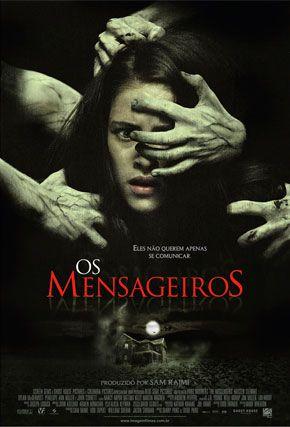 Capa do filme 'Os Mensageiros'
