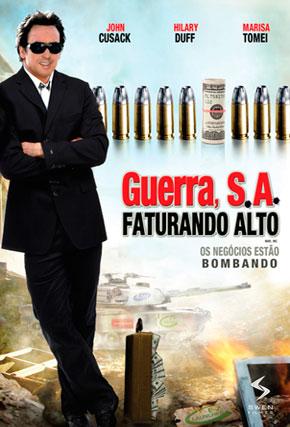 Capa do filme 'Guerra S.A. Faturando Alto'
