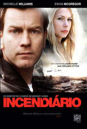 Capa do filme 'Incendiário'