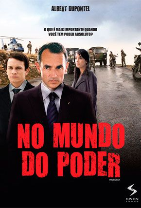 Capa do filme 'No Mundo do Poder'