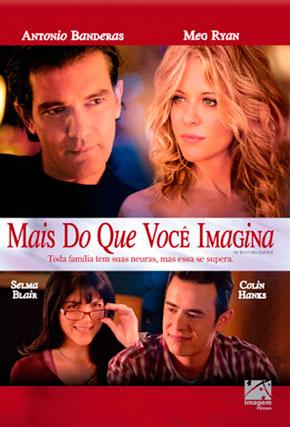 Capa do filme 'Mais do que Você Imagina'