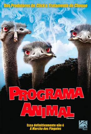 Capa do filme 'Programa Animal'