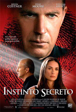 Capa do filme 'Instinto Secreto'