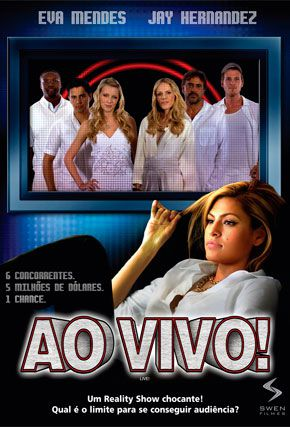 Capa do filme 'Ao Vivo!'