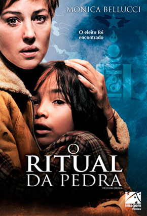 Capa do filme 'O Ritual da Pedra'