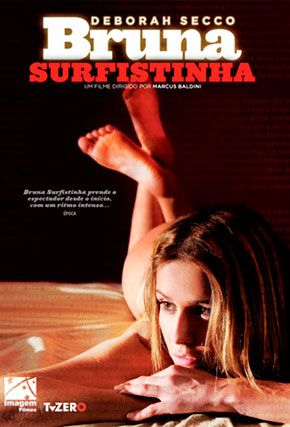 Capa do filme 'Bruna Surfistinha'