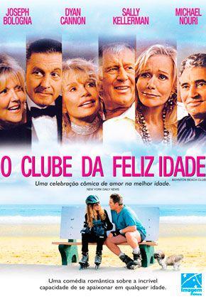 Capa do filme 'O Clube da Feliz Idade'