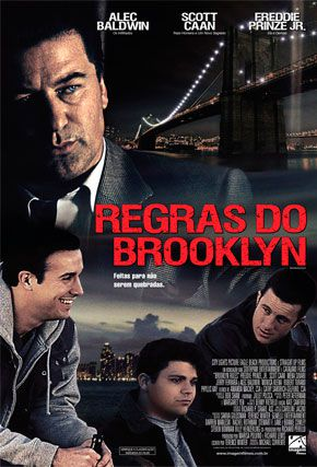 Capa do filme 'Regras do Brooklyn'