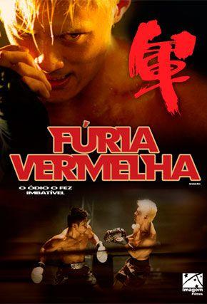 Capa do filme 'Fúria Vermelha'
