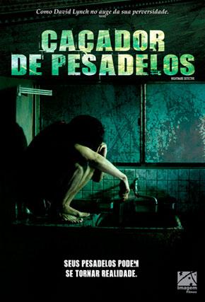 Capa do filme 'Caçador de Pesadelos'