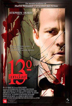 Capa do filme '13º andar'