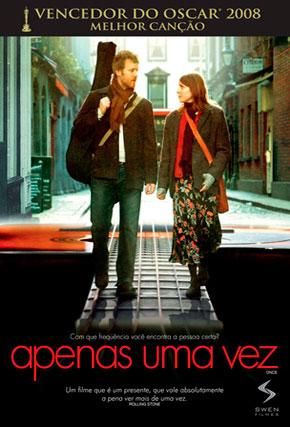 Capa do filme 'Apenas Uma Vez'