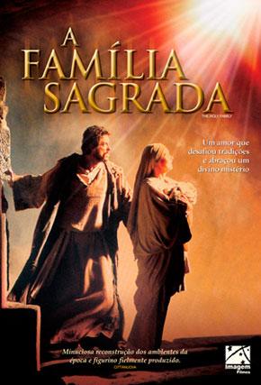 Capa do filme 'A Família Sagrada'