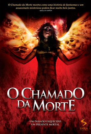 Capa do filme 'O Chamado da Morte'
