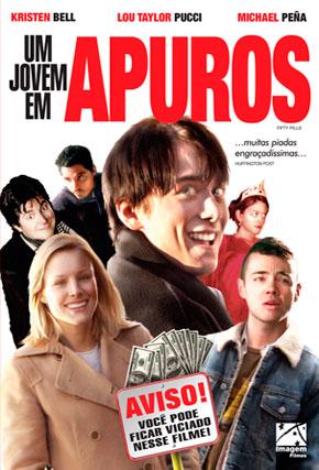 Capa do filme 'Um Jovem em Apuros'
