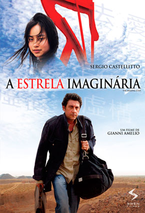 Capa do filme 'A Estrela Imaginária'