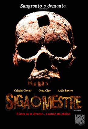 Capa do filme 'Siga o Mestre'