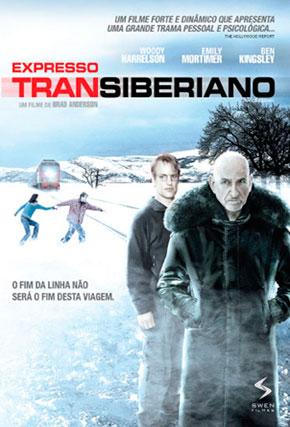 Capa do filme 'Expresso Transiberiano'