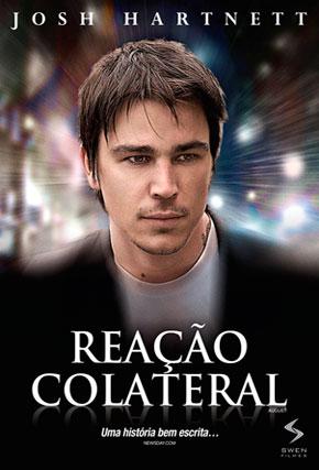 Capa do filme 'Reação Colateral'
