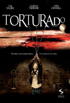 Capa do filme 'Torturado'