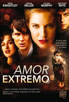 Capa do filme 'Amor Extremo'