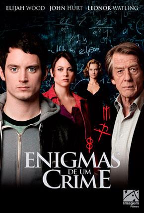 Capa do filme 'Enigmas de um Crime'