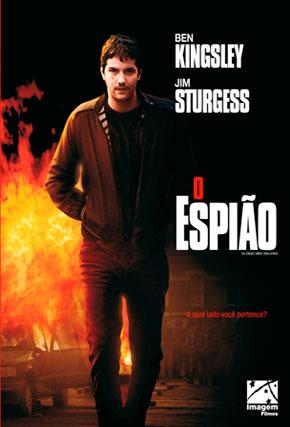 Capa do filme 'O Espião'