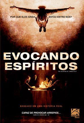 Capa do filme 'Evocando Espíritos'
