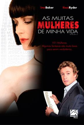 Capa do filme 'As muitas mulheres da minha vida'
