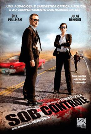 Capa do filme 'Sob Controle'