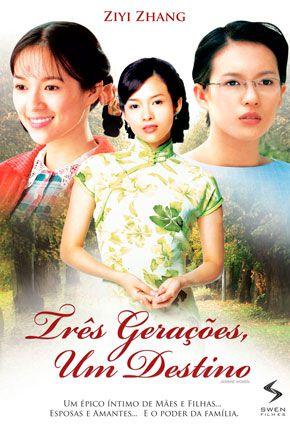 Capa do filme 'Três Gerações, Um Destino'