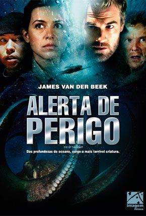 Capa do filme 'Alerta de Perigo'