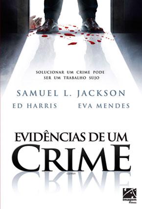 Capa do filme 'Evidências de um Crime'