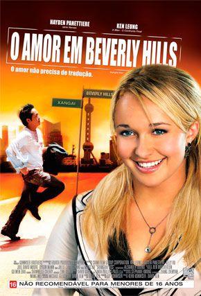Capa do filme 'O Amor em Beverly Hills'