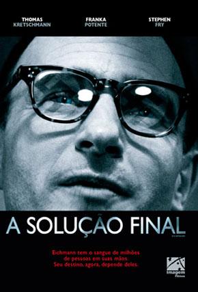 Capa do filme 'A Solução Final'