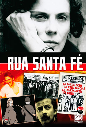 Capa do filme 'Rua Santa Fe'