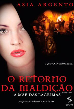 Capa do filme 'O Retorno da Maldição - A Mãe das Lágrimas'