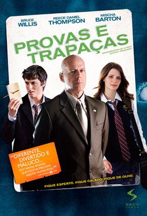 Capa do filme 'Provas e Trapaças'