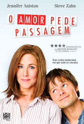 Capa do filme 'O Amor Pede Passagem'