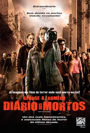 Capa do filme 'Diário dos Mortos'