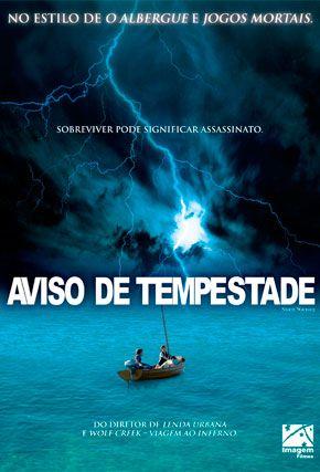 Capa do filme 'Aviso de Tempestade'